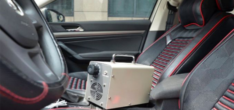 How to Use an Ozone Generator in a Car